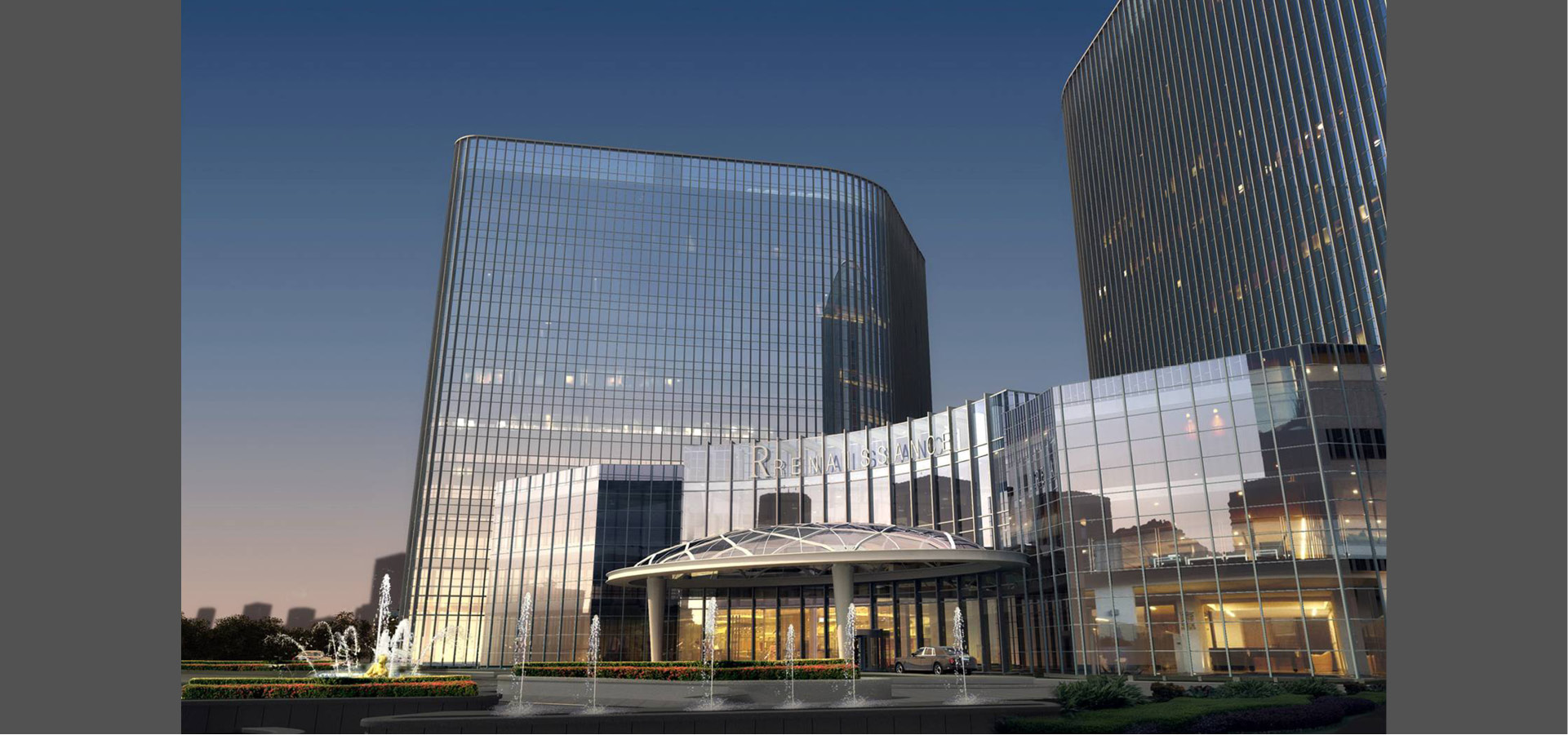 青岛海上海酒店 - 北洋设计
